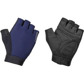 GripGrab World Cup Padded Short Finger Gloves 2, navy blue